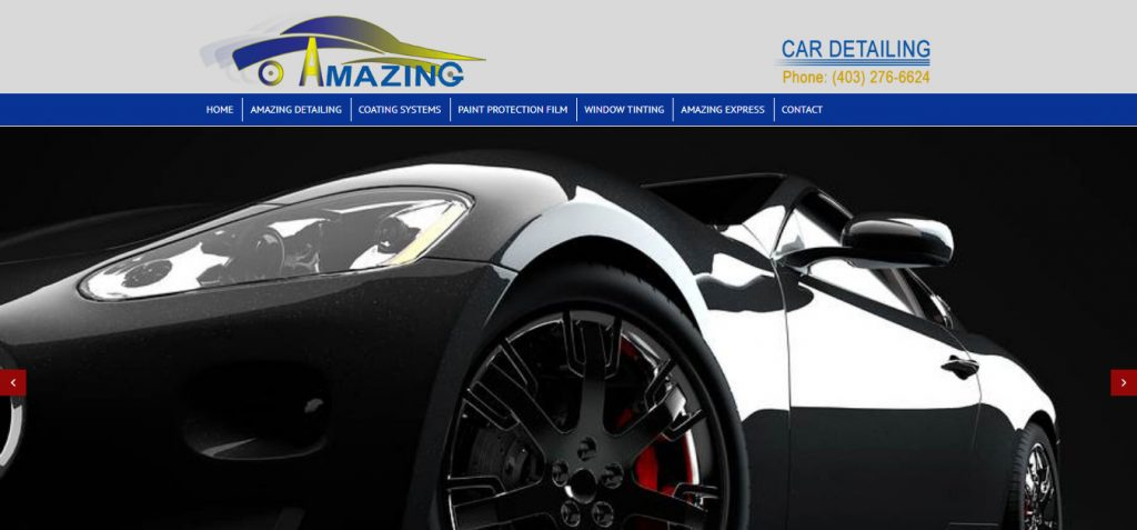 Amazing Car Detailing Shop