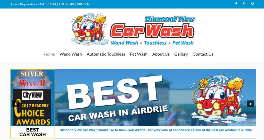 Diamond View Car Wash