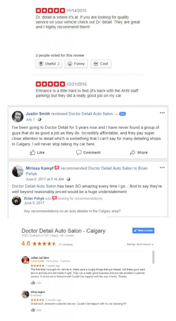 Doctor Detail Reviews