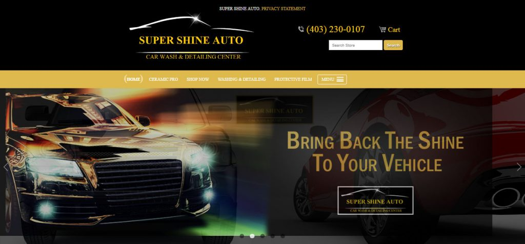 Super Shine Auto Car Wash and Detailing Center